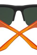 SPY Discord 5050 sft mateblk translucent orange specmirror