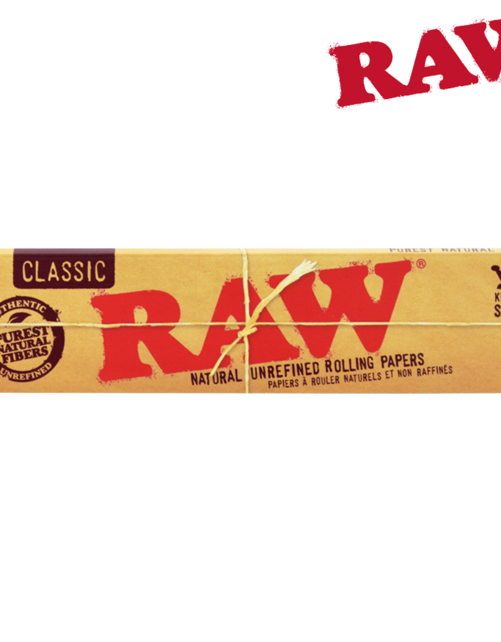 RAW Raw Classic King Sized slim