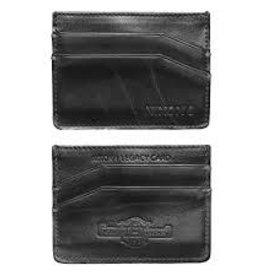 NIXON Legacy Card Wallet BLK
