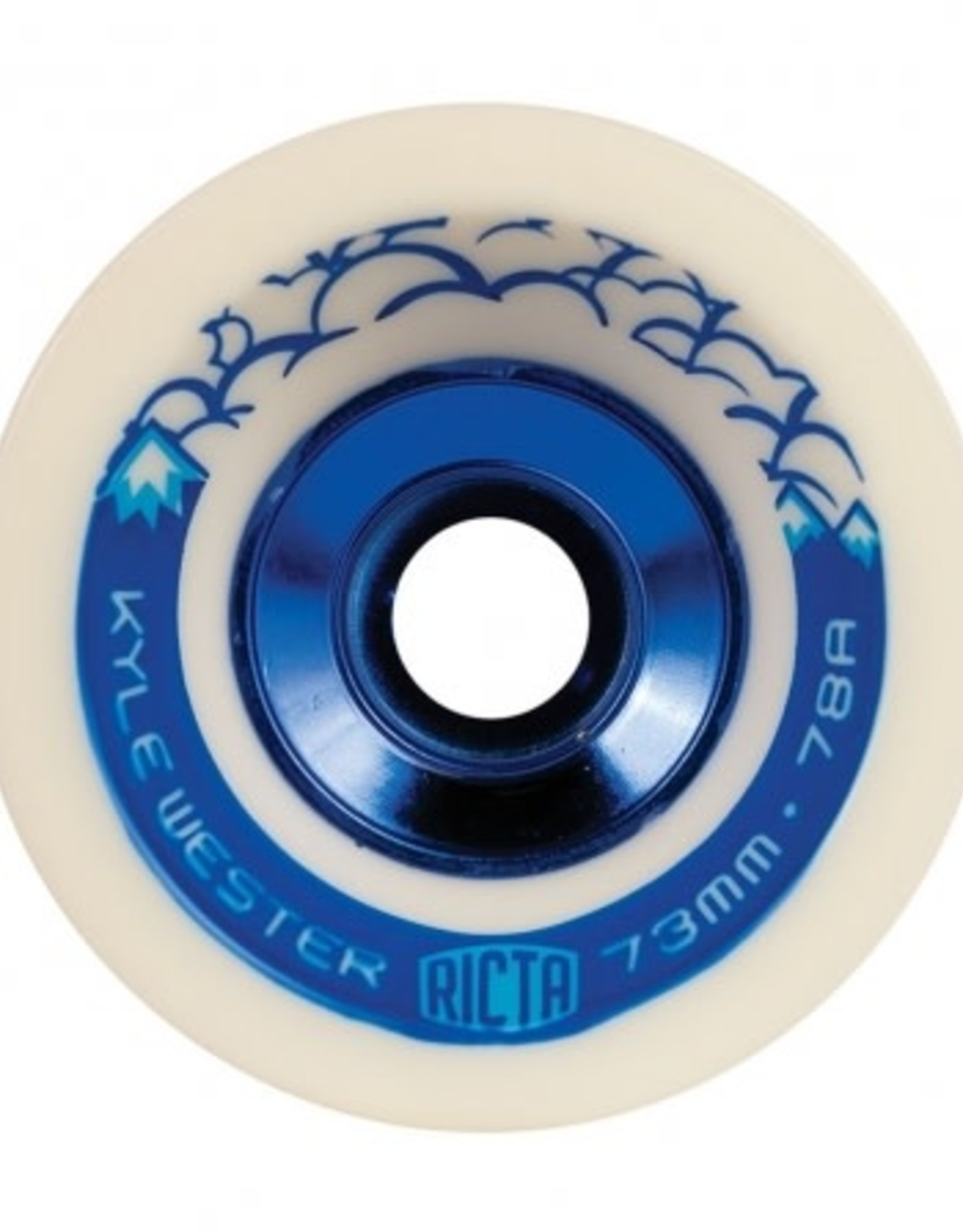 Ricta Wester Storm Cloud Wheels 73mm