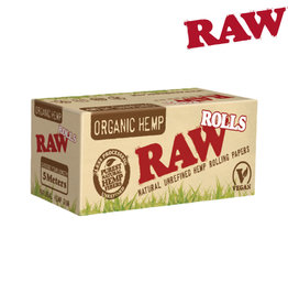 RAW Raw Organic rolls 5 meter