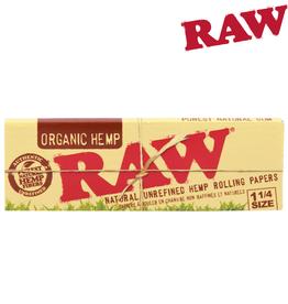 RAW Raw Organic Natural Hemp 1 1/4