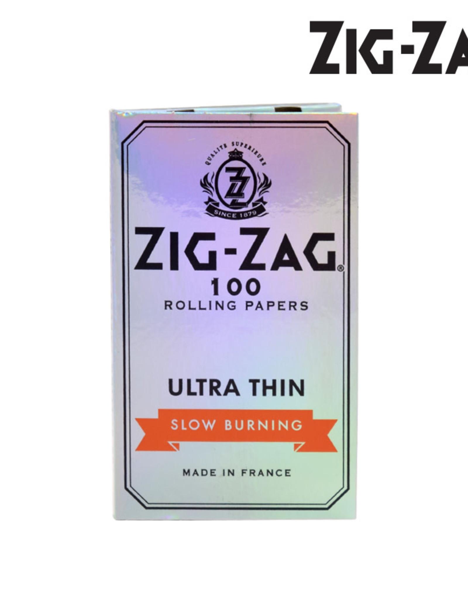 Zig Zag Ultra Thin slow burn SW