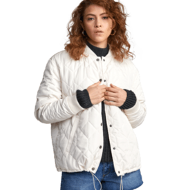 RVCA Downtown Quilted J Jacket