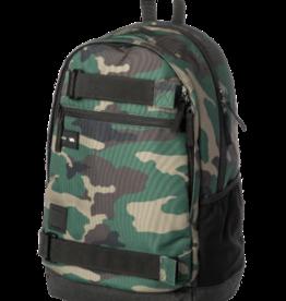 Curb backpack CAM