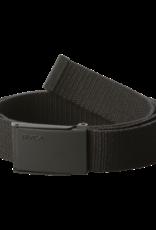 RVCA OPTION BELT BLACK