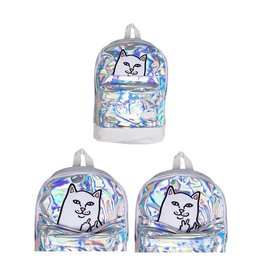 Ripndip Iridescent backpack Lord Nermal