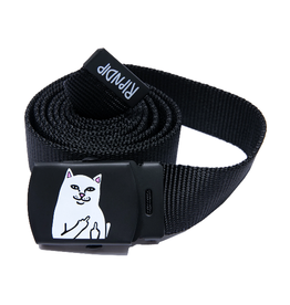 Ripndip WEB BELT LORD NERMAL BLK