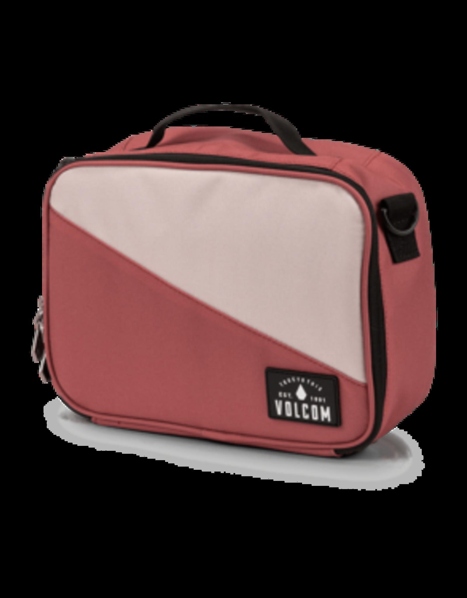 Volcom BROWN BAG LUNCH BOX DSR
