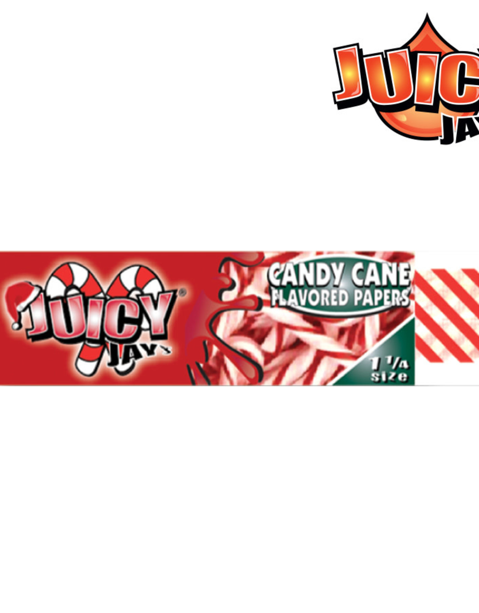 Juicy Jays's Juicy Jay Candy Cane 1 1/4