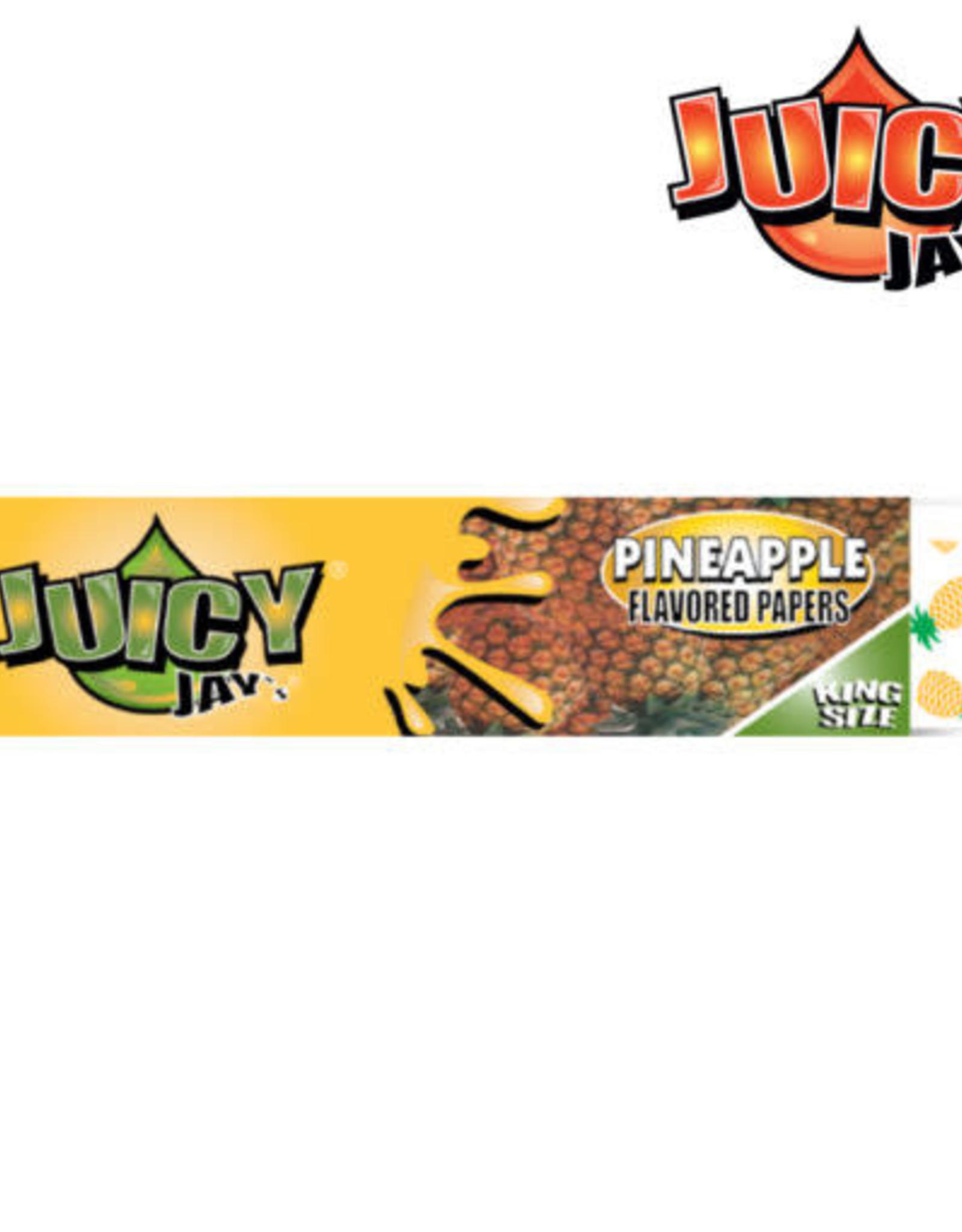 Juicy Jays's JUICY JAY'S KS – PINEAPPLE
