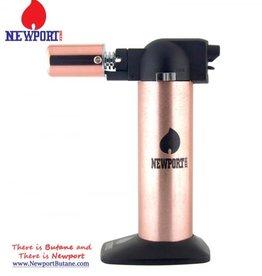 newport 6'' ROSE GOLD TORCH LIGHTER