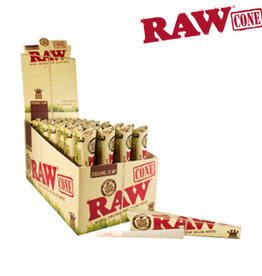 RAW Raw Organic Cones Pre-Rolled King Size