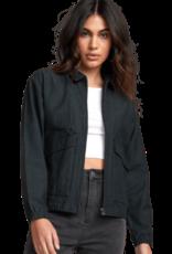 RVCA RVCA Viber Washed Jacket Black
