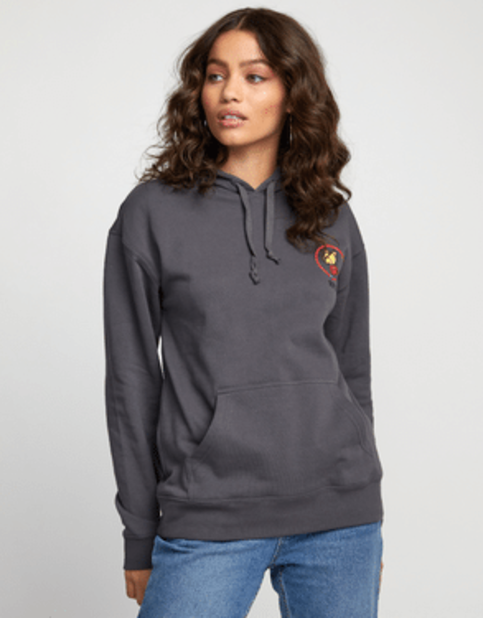 RVCA NOTHING PO HOODIE
