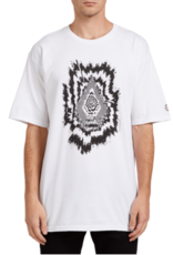 Volcom THE PROJECTIONIST S/S TEE WHT L