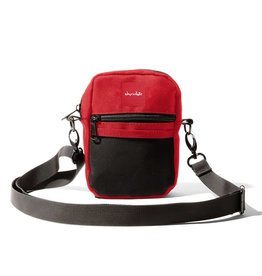 Chocolate SHOULDER BAG RED