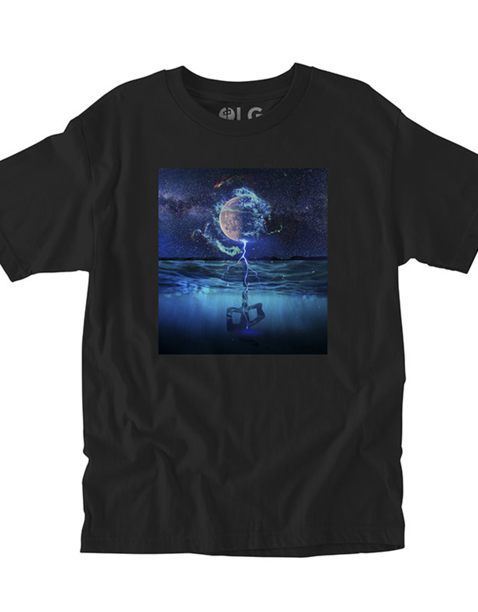 RDS T-SHIRT LIQUID SPACE