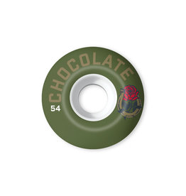 Chocolate LUCHADORE STAPLE WHEELS 54