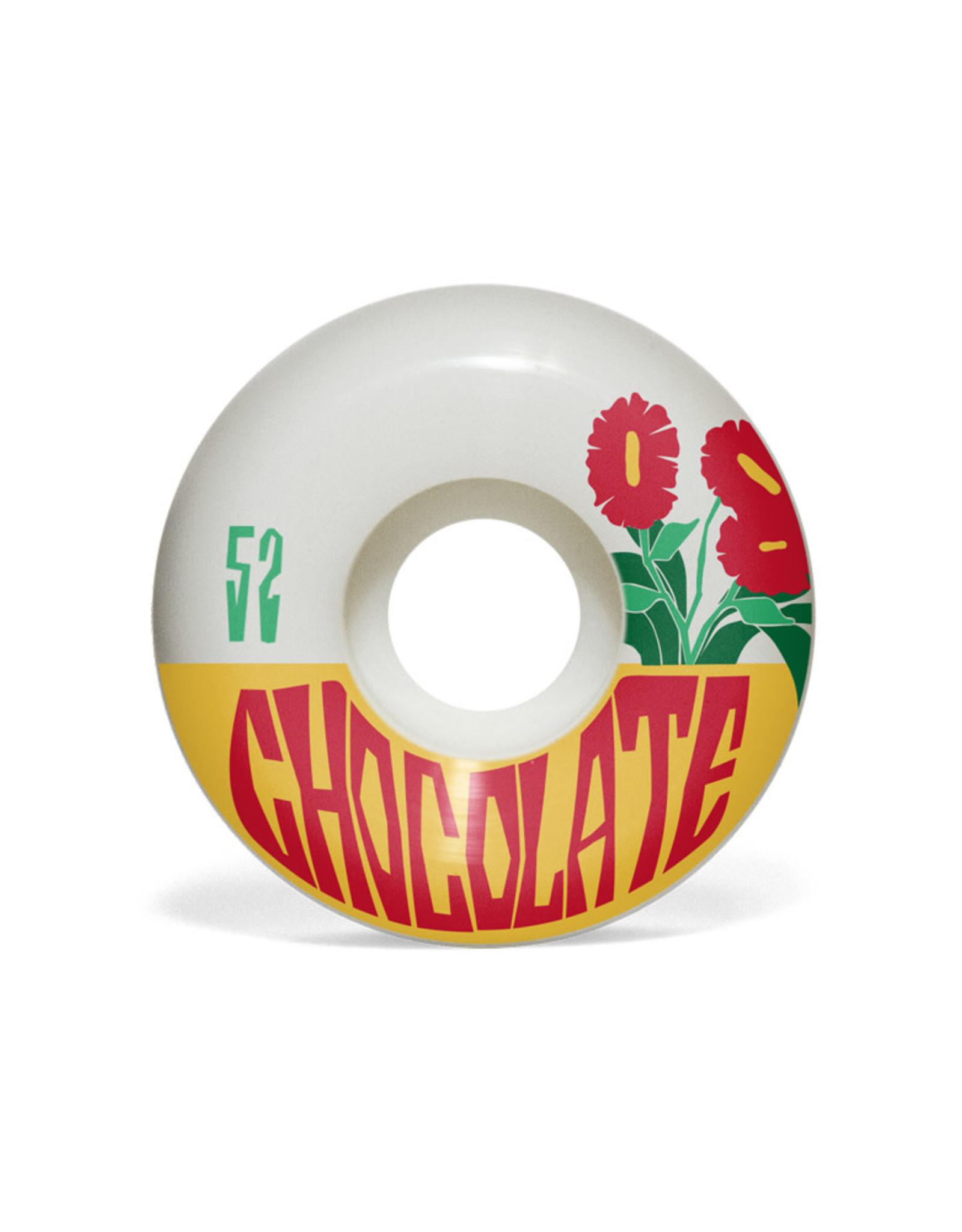 Chocolate PLANTAISA CONICAL WHEEL 52