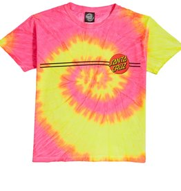 Santa Cruz YOUTH TEE CLASSIC DOT