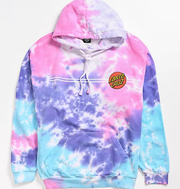 Santa Cruz HOOD CLASSIC DOT COTTON CANDY SML