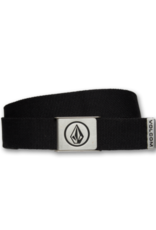 Volcom CIRCLE WEB BELT BLK
