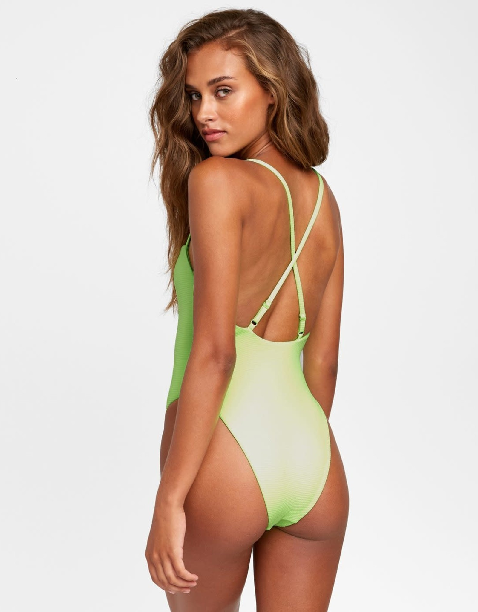 RVCA FLASH ONE PIECE