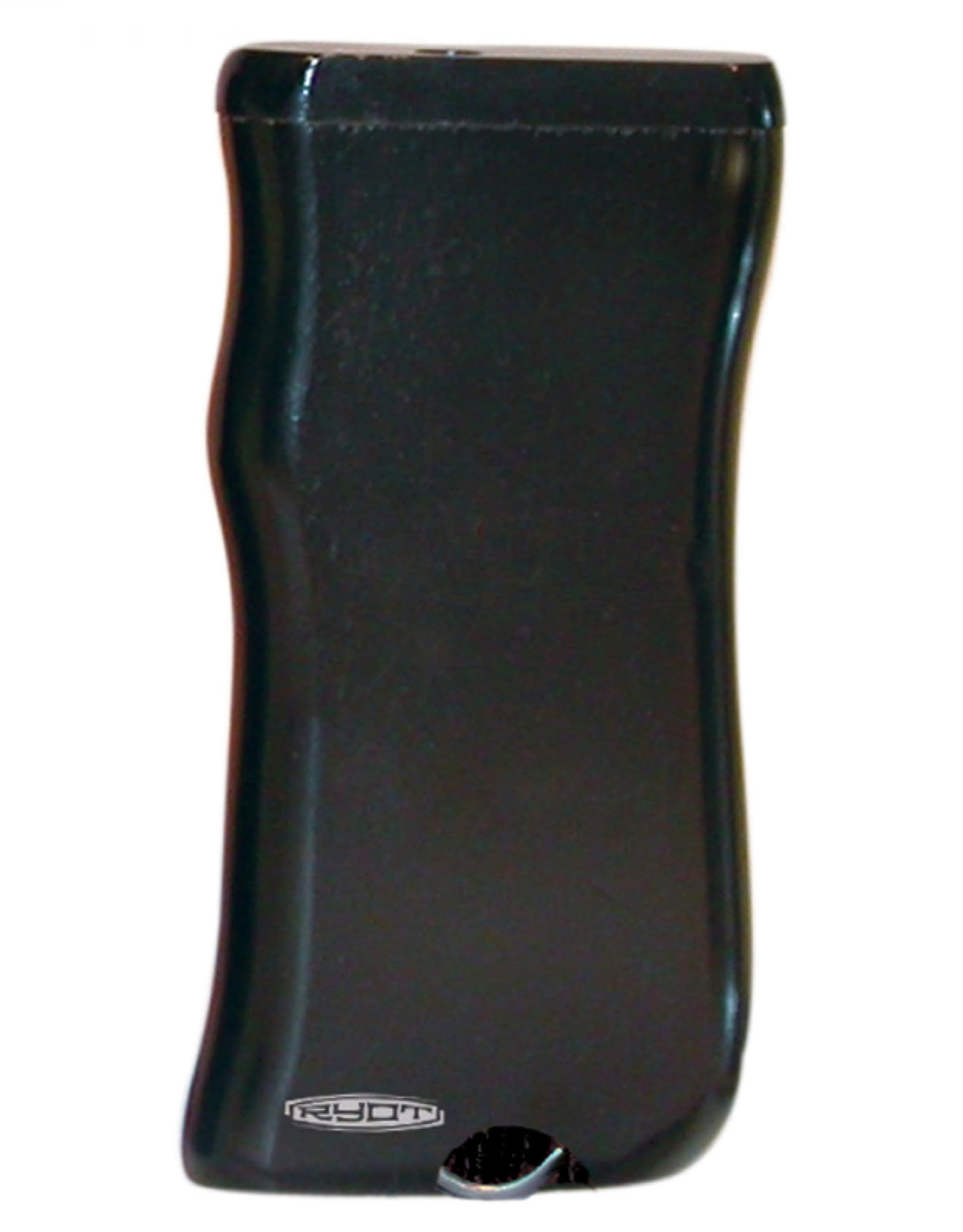 D3333 LARGE BLACK FINISH WOOD DUGOUT