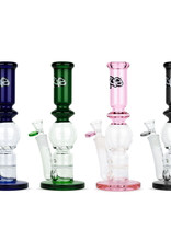 Irie Q152 STEMLESS TUBE W/ HONEYCOMB AND TURBINE PERCS