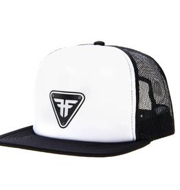 Fallen TRUCKER HAT INSIGNIA BLACK/WHITE