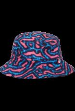 Volcom CORAL MORPH BUCKET HAT BLACK