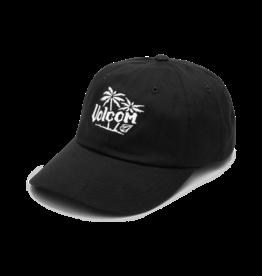 Volcom STONE WONDER DAD HAT BLACK