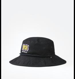 RIPCURL REVO VALLEY MID BRIM HAT BLACK