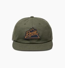 Roark Revival PEAKING HAT OLIVE