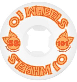 OJ'S WHEELS WHEELS FROM CONCENTRATE 101A 53mm