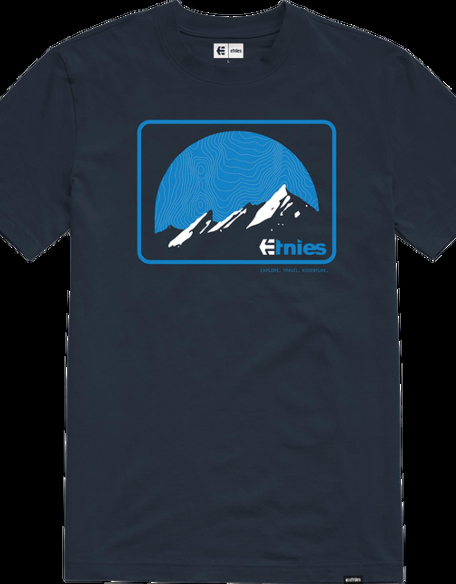 Etnies ETA MTN TEE NAVY/BLUE L