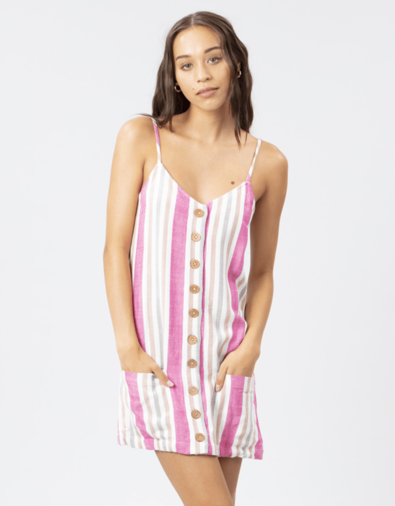 RIPCURL ASHORE MINI DRESS