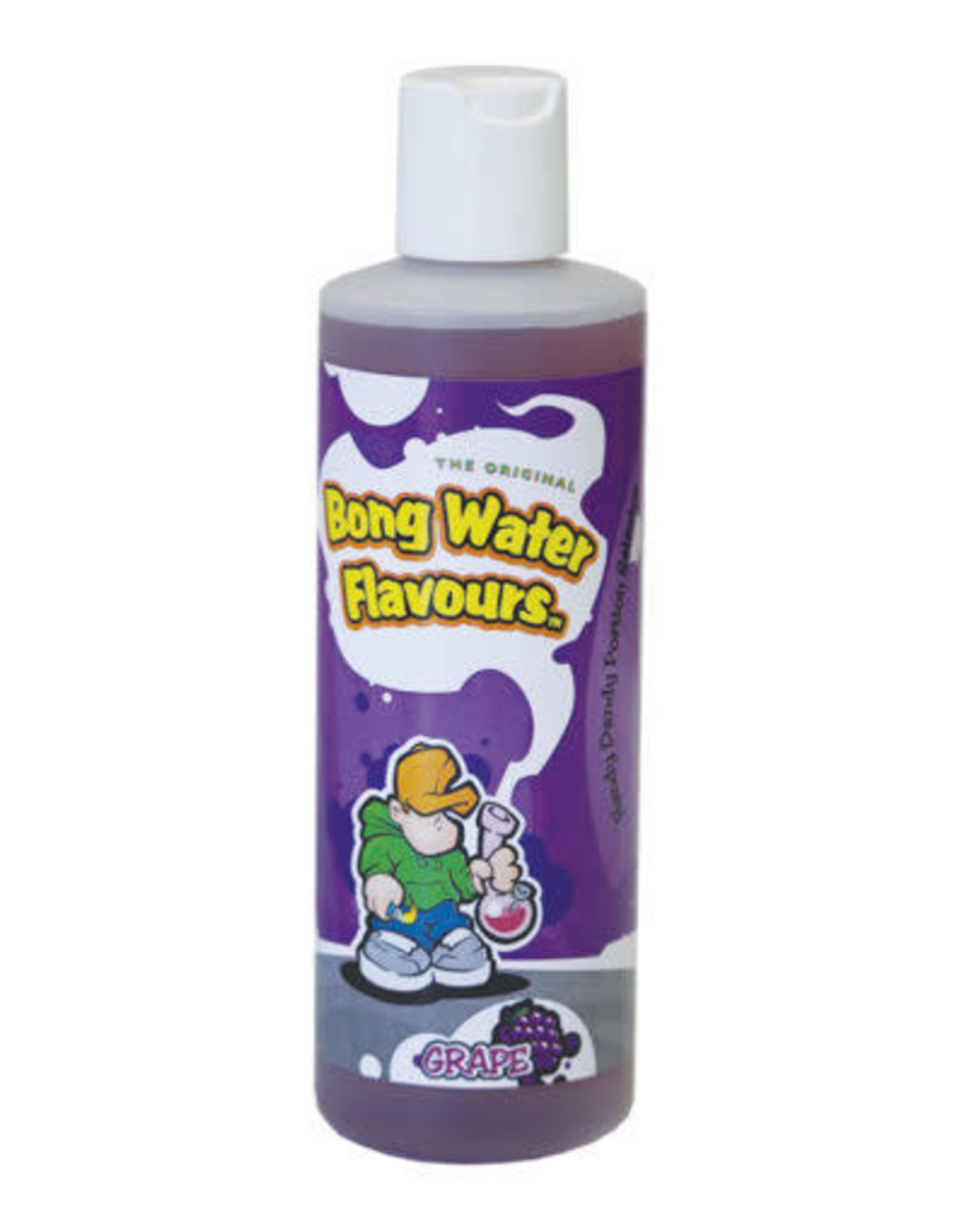 The Original Bong Water Flavours BONG WATER FLAVOURS GRAPE