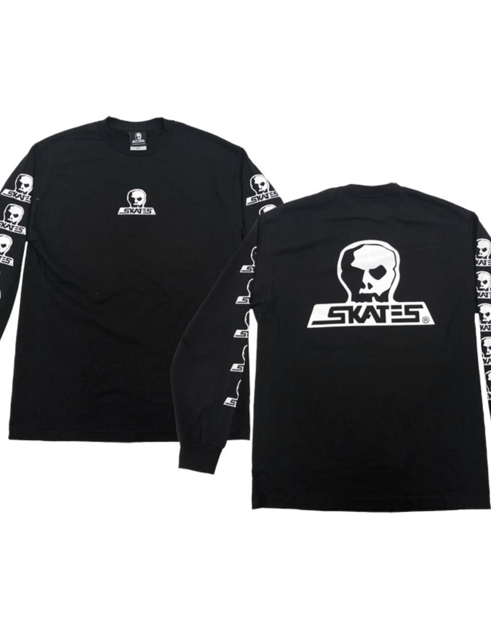 Skull Skates L/S T-SHIRT SKULL LOGO