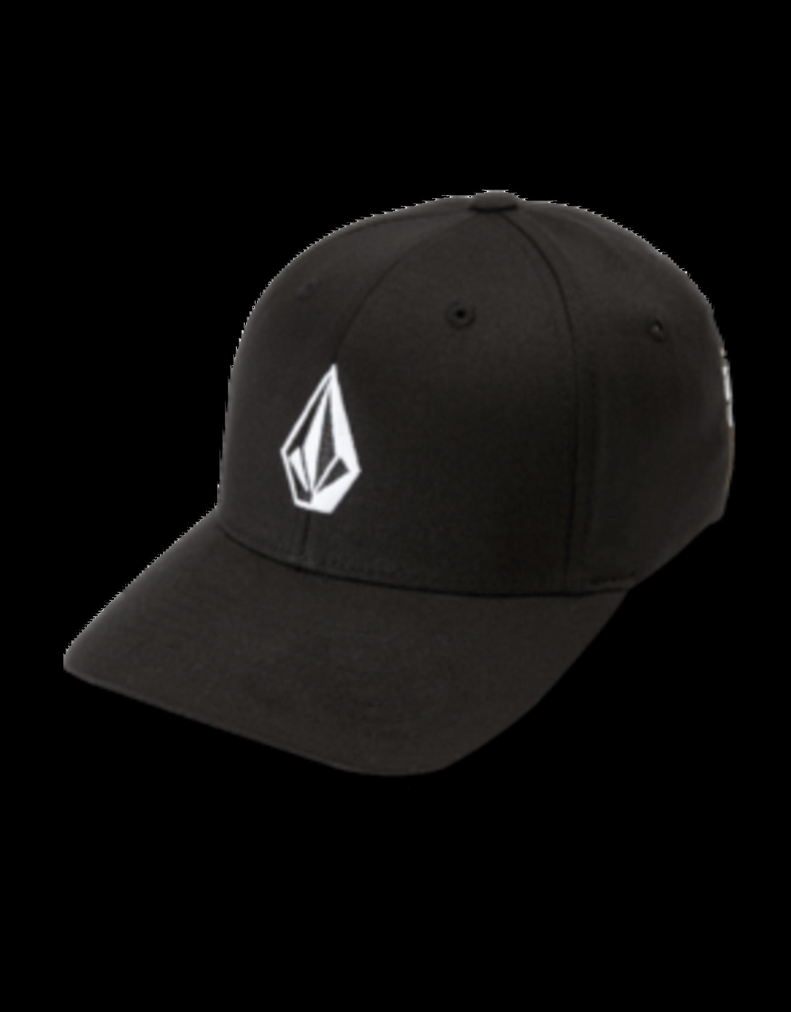 Volcom Full Stone Youth Xfit Hat BLK