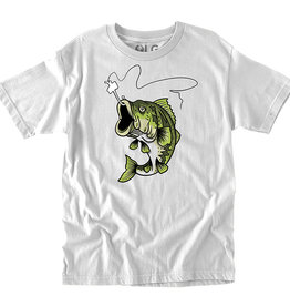 RDS RDS T-SHIRT HOOKED WHITE