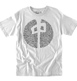 RDS RDS T-SHIRT SCHOOL OF WHITE
