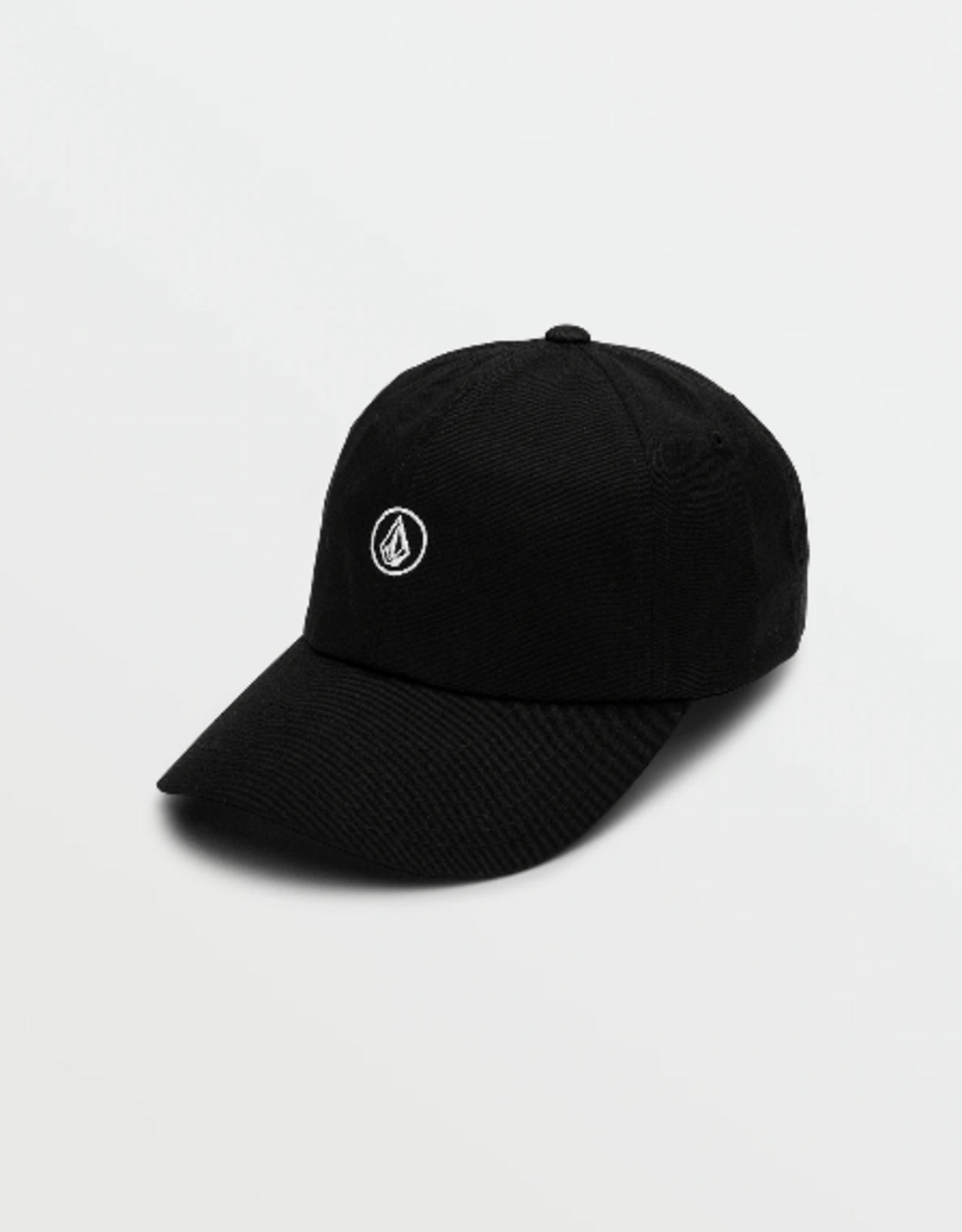 Volcom CIRCLE STONE DAD HAT BLACK