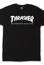 Thrasher YOUTH SKATE MAG TEE BLACK