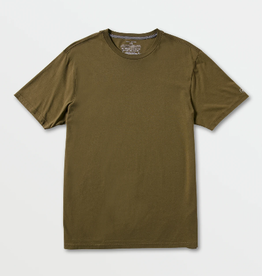 Volcom VC SOLID S/S TEE OLD MILL