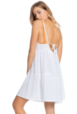 Roxy ROXY SD SAND DUNE DRESS WHITE