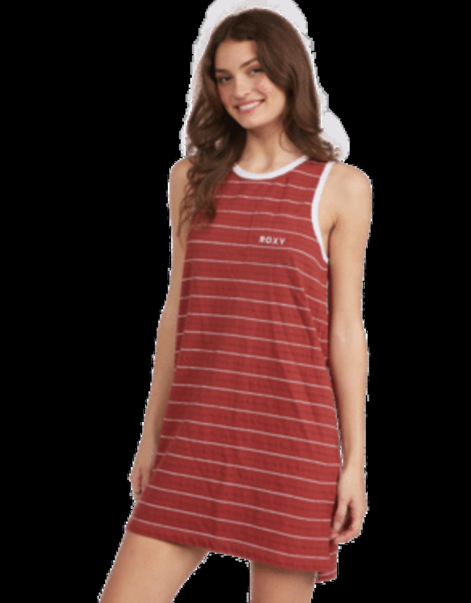 Roxy ROXY LIVIN FREE MARSAL STRIPE DRESS