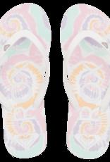 Roxy ROXY TAHITI VII WHT/PNK/MUL