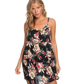 Roxy ROXY PT SUN DUNE DRESS BLACK